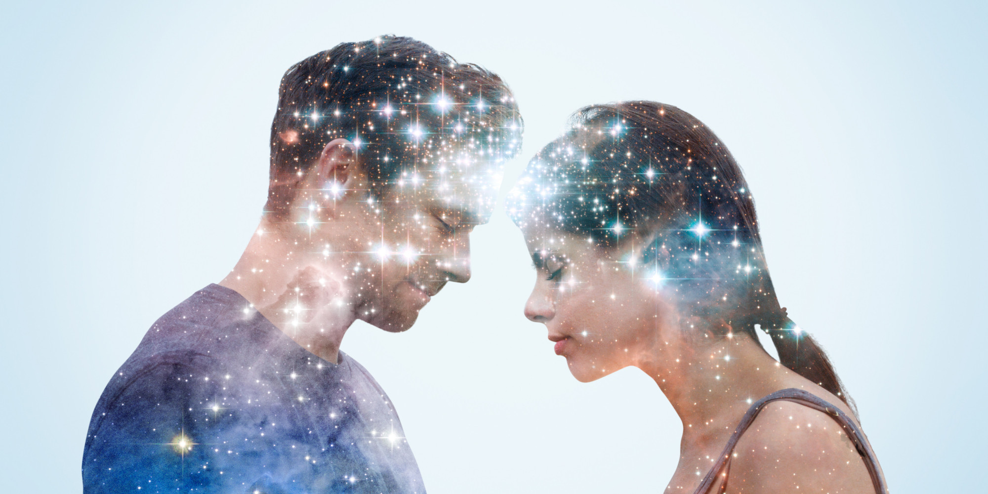 Building a Spiritual Connection with Someone